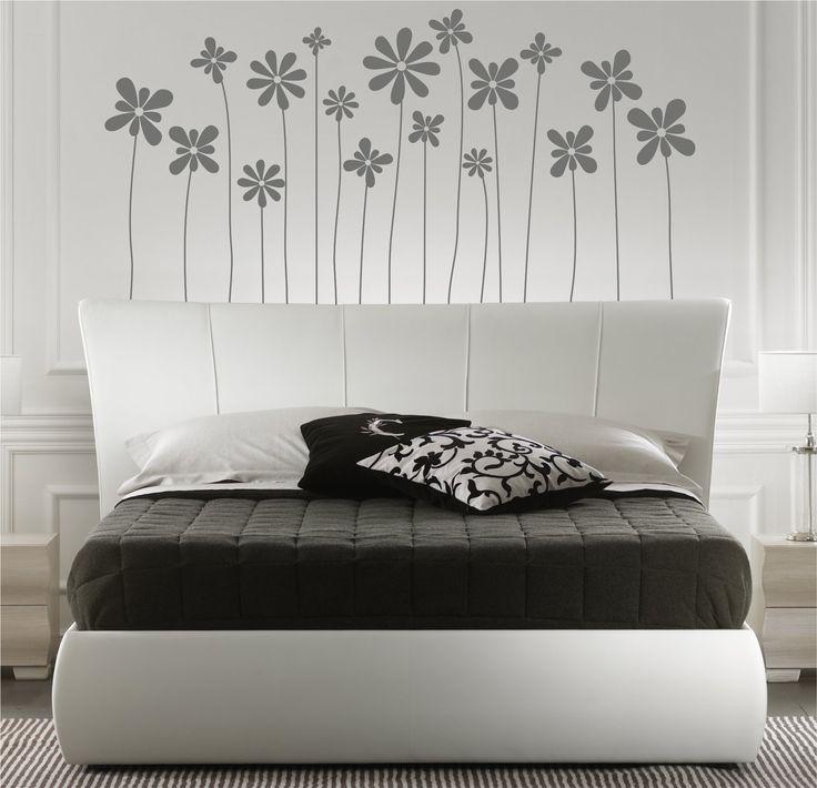 17 best images about vinilos cabeceros de cama on for Vinilo cabecero cama