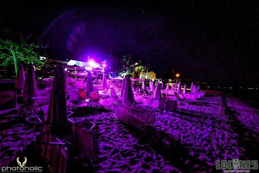 Cocones Magic Nights! ..  Cocones Beach Bar Polichrono Chalkidiki RSV. 2374 0...