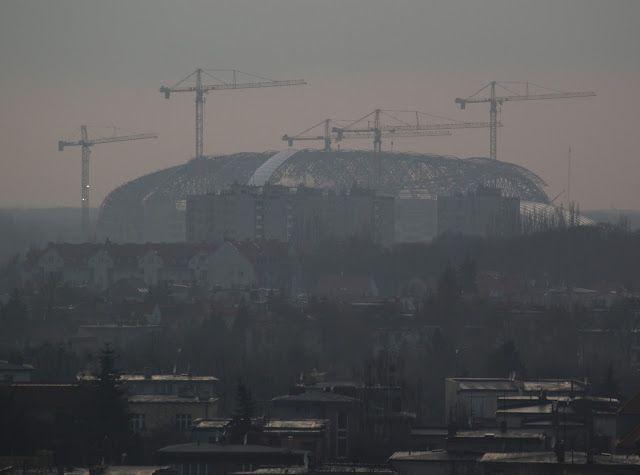 Agnieszka Michalak - Pietkiewicz:  DAWNO...DAWNO TEMU...INEA Stadion w trakcie…