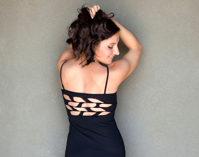 Cut It Out: How to Create Hot Summer Cutouts