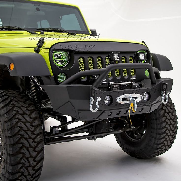 Jeep Wrangler Top Accessories: Accessoires Jeep Wrangler Unlimited