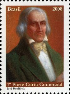 National Heroes - Jose Bonifacio de Andrada E Silva (1763-18