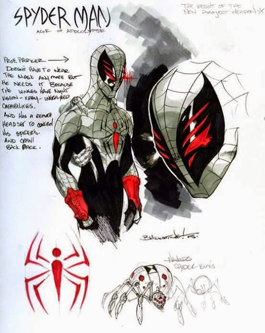 Now thats sick, id hope that would be the new mcu costume