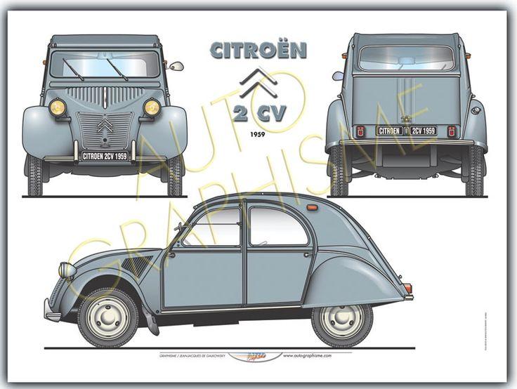 Citroën 2cv 59