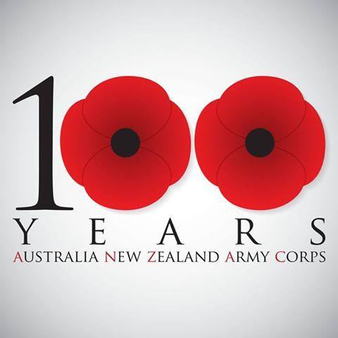 100 ANZAC's