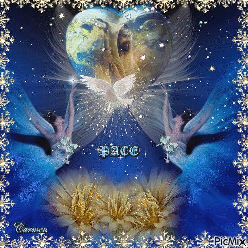 Pace nel mondo intero!