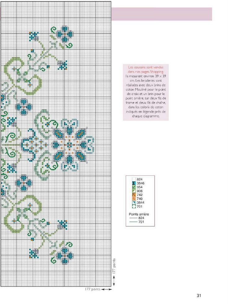 2 pillow designs 5/7