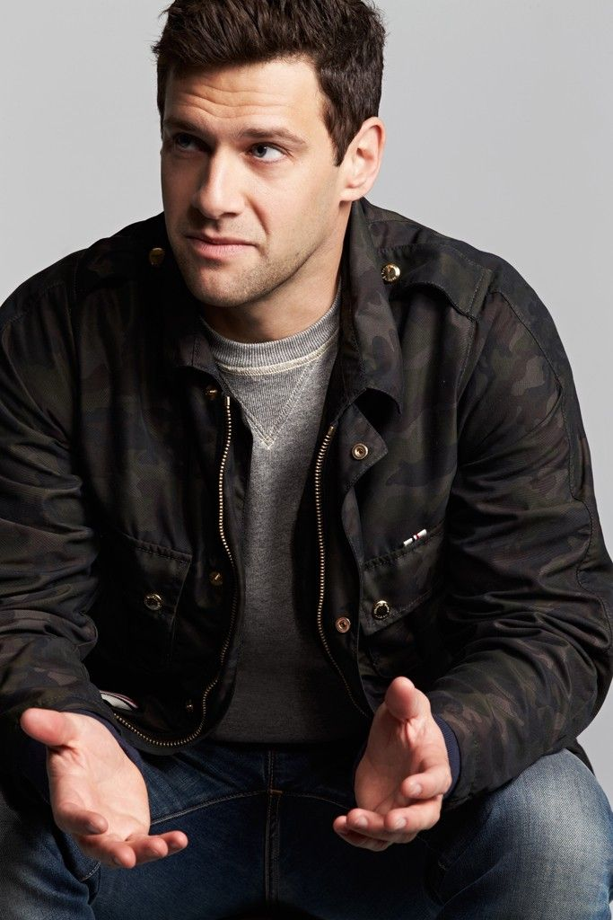 Justin Lee Bartha (born July 21, 1978) is an American actor, known for his roles as Riley Poole in the National Treasure film series, Doug Billings in The Hangover film series, and David Sawyer in the NBC comedy series The New Normal.