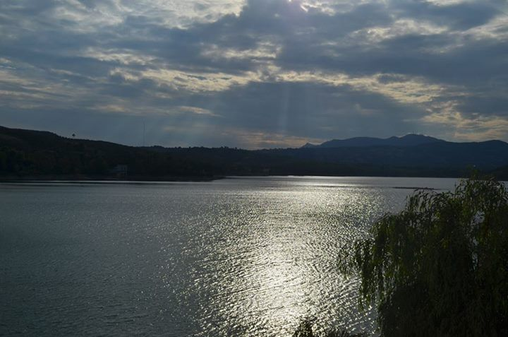 Marathonas Lake, Greece