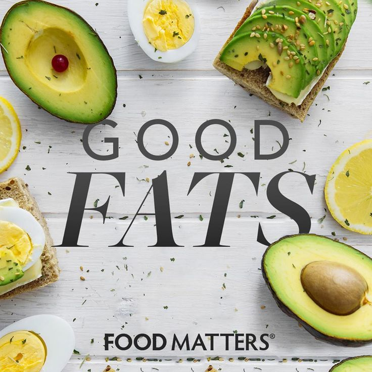 What are your favorite forms of fat to include in your diet? Poor, fat. It's been negatively spoken about for decades. Unfortunately, fat is undeserving of such criticism, especially if we are referring to healthy fats! Keep reading here for more reasons to eat fat: http://www.foodmatters.com/article/5-reasons-to-eat-more-healthy-fats-plus-a-recipe