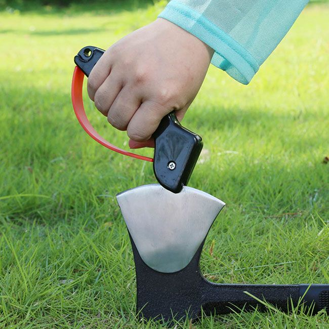 Походная точилка для ножей и инструментов #НОЖИ #ТОЧИЛКА #ЗАТОЧКА #ПОХОД