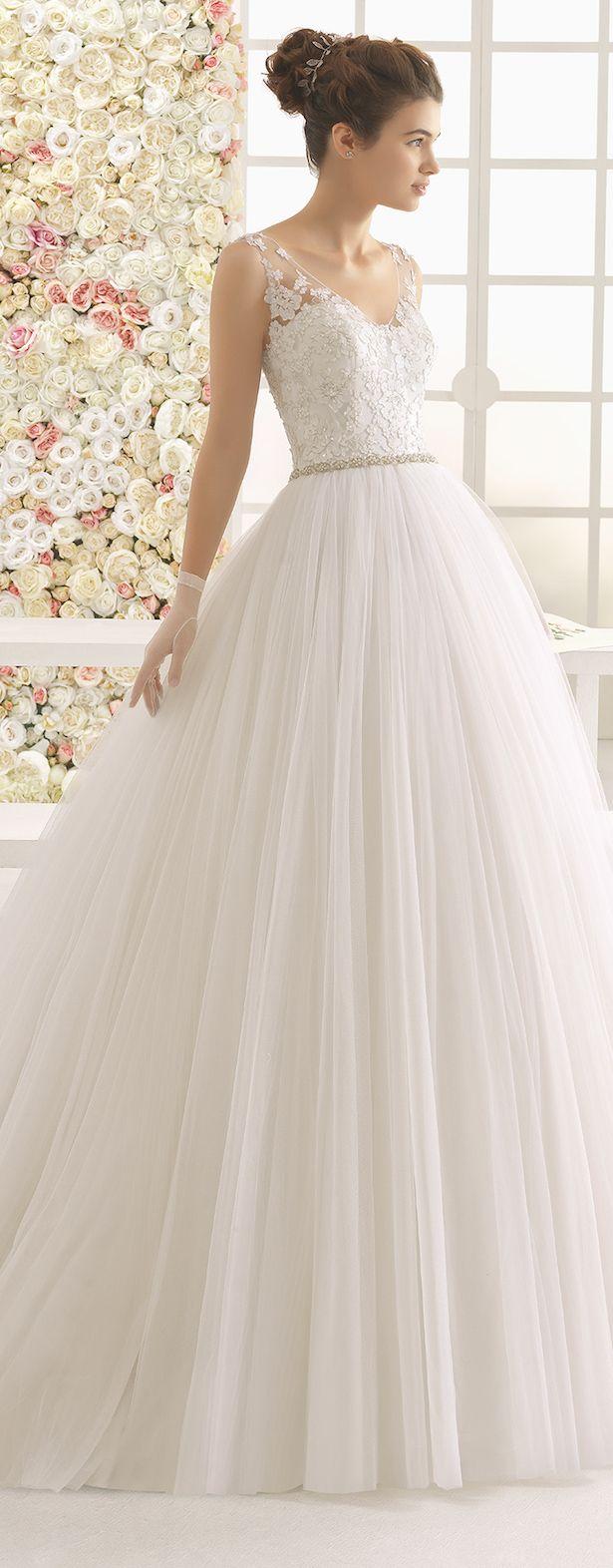 287 besten Hochzeitskleider Bilder auf Pinterest   Hochzeitskleider ...