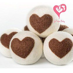 DIY Wool Dryer Balls + the Easy Way