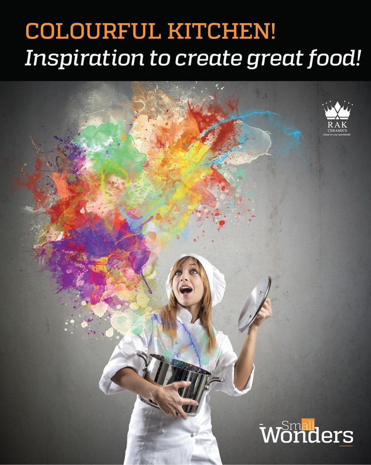 Colorful Kitchen - Let your creativity run wild, with more than 100 vibrant decors and layout patterns to choose from