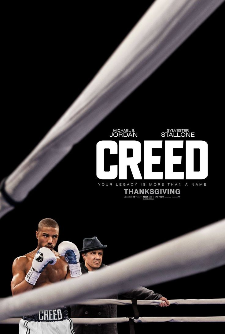 Creed 1. Not Rocky 7!!! New school, enjoyable. Most realistic boxing scenes, i've seen in a boxing film. 7/10 Electric cinema in Birmingham! Bring in by Rob.