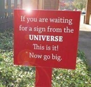 This says it all!Thinking Big, Buy A House, Bays Area, Inspiration, Neon Signs, The Universe, Northern California, Mr. Big, Yards