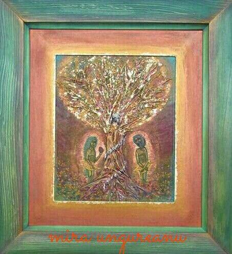 Haven's tree - Adam & Eve_by mira ungureanu