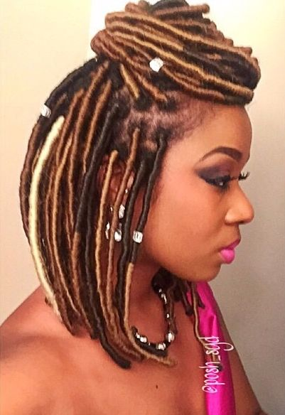 Surprising 1000 Images About Braids On Pinterest Faux Locs Kinky Twists Short Hairstyles Gunalazisus