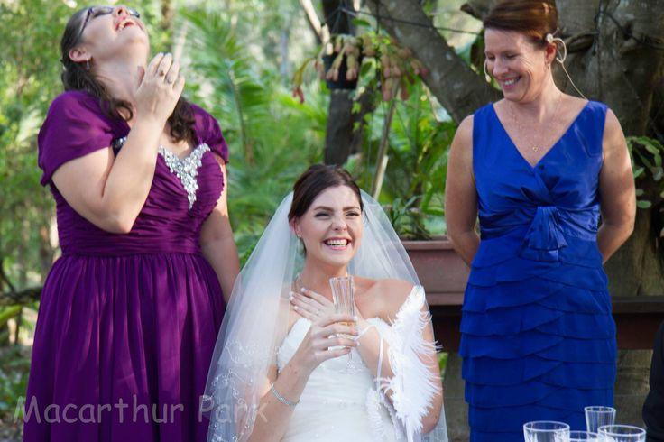 Wedding at Macarthur Park Gardens, Alexandra Hills