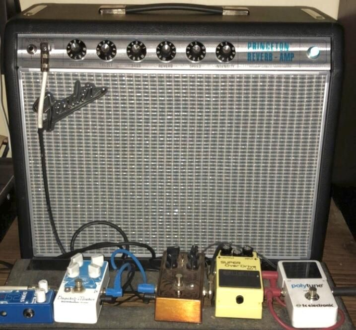 NAD - Fender '68 Custom Princeton Reverb