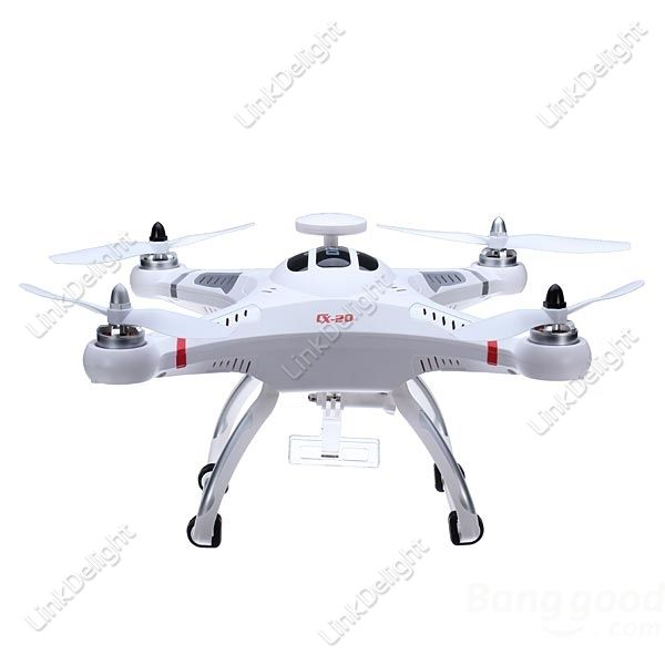 Discount Cheerson CX-20 Open-source Version Auto-Pathfinder Quadcopter RTF Left hand throttle with US$319.99 Online Sale