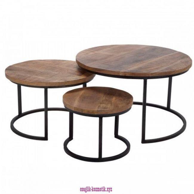 Inside Design Salontafel.Salontafel Sydney Set Van 3 In 2020 Home Decor Table House