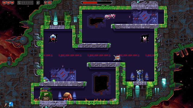 Super Mutant Alien Assault System: PC