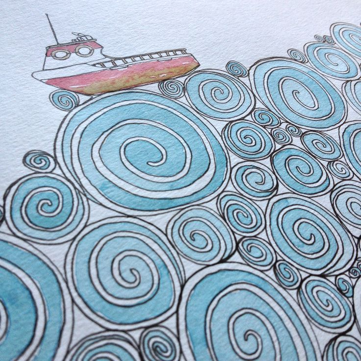 Detail from #constantdoodle. Visit www.theconstantdoodler.co.uk to see and buy more.