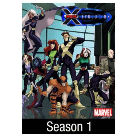 X-Men Evolution: Survival Of The Fittest (Season 1: Ep. 9) (2001)