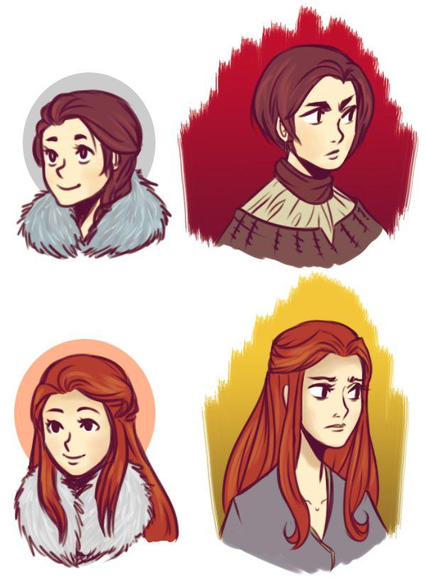 Game of Thrones : Children Don't Grow Up - Cookiekhaleesi