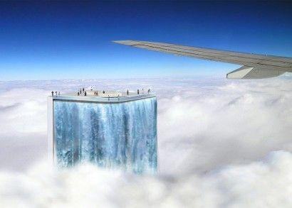 Rio's The Solar City Tower by RAFAA Architecture & Design #waterfall #ecofriendly