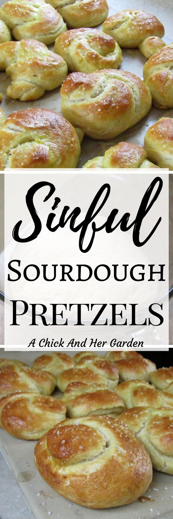 I love finding new ways to use my sourdough starter!  These sourdough pretzels were perfect and so much fun to make with the kids!  #sourdoughrecipes #sourdoughstarter #softpretzelrecipe #sourdoughpretzelrecipe #recipeswithkids