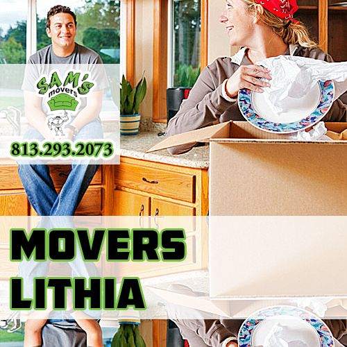 813-293-2073 Lithia FL Movers Ask about Our Southeast Hillsborough County Rates. Moving Anything in Greater Tampa Bay.  http://samsmovers.com/movers-lithia/  #MoversLithia #MoverLithia #MovingCompanyLithia #LithiaMovers #LithiaMover #LithiaMovingCompany  Sam's Movers 813-293-2073 16133 North Dale Mabry Highway Tampa, FL 33618 Sam@SamsMovers.com