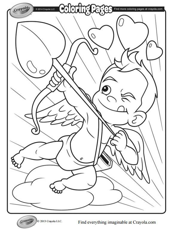 543 Free, Printable Valentine's Day Coloring Pages for ...
