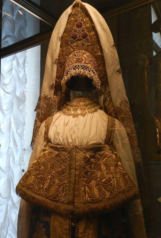 vita_colorata - Костюмы императорского двора. ( часть вторая). Costumes from the Imperial Costume Ball of Tzar Nicholai II