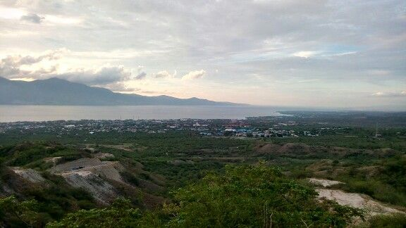Scenery from mountain