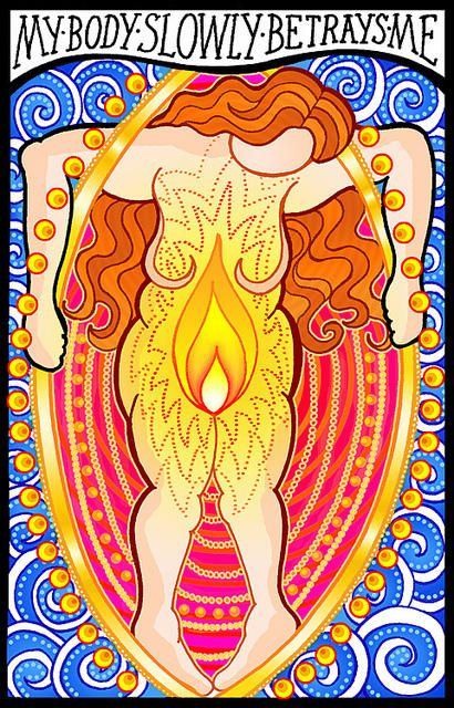 #Endometriosis pain is something you never get used to. #Endometriosis #Betrayal