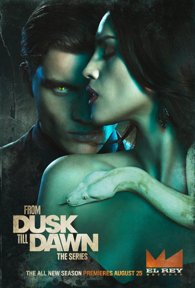 DATE TBA  -     From Dusk Till Dawn: The Series (TV Series 2014– ) -  ACTION / CRIME / HORROR