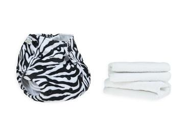 Zebra print by Baba+boo