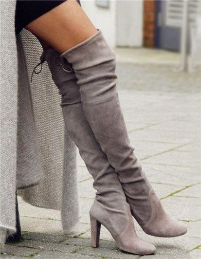266 best images about Knee High Boots on Pinterest | Platform high ...