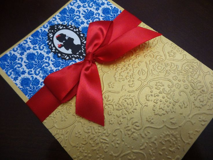 58 best Snow White theme party images – Snow White Party Invitations