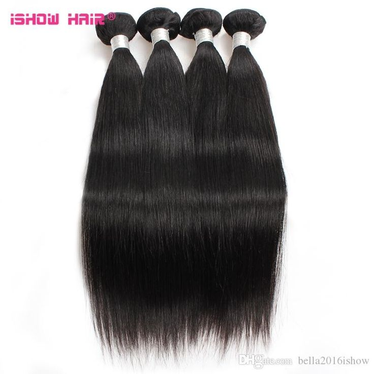 Grade 8a Peruvian Straight Human Hair Remy Weave Mix Length Natural Black 100% Unprocessed Real Brazilian Indian Raw Hair Extensions Cheap Remy Hair Weave Human Hair Weave Cheap From Bella2016ishow, $76.62| Dhgate.Com