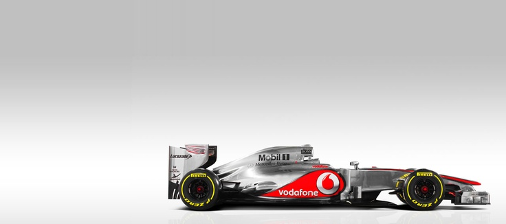 What does 2012 hold for McLaren?