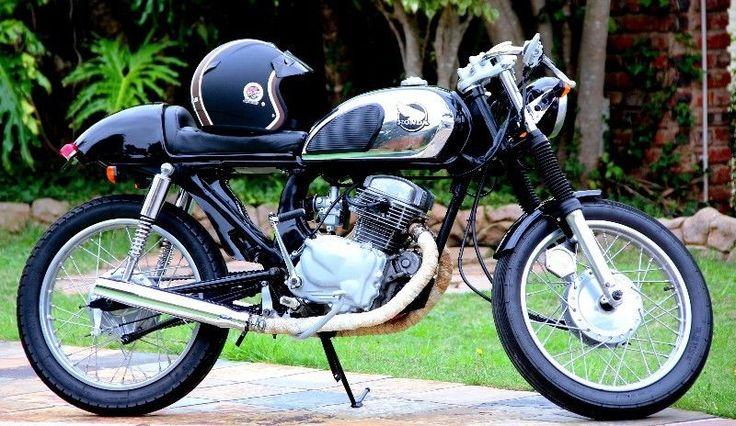 Honda Cafe Racer Cd 200 Expresso Port Elizabeth