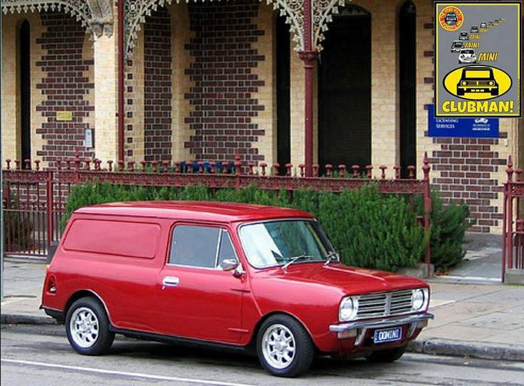 Australian Mini van .