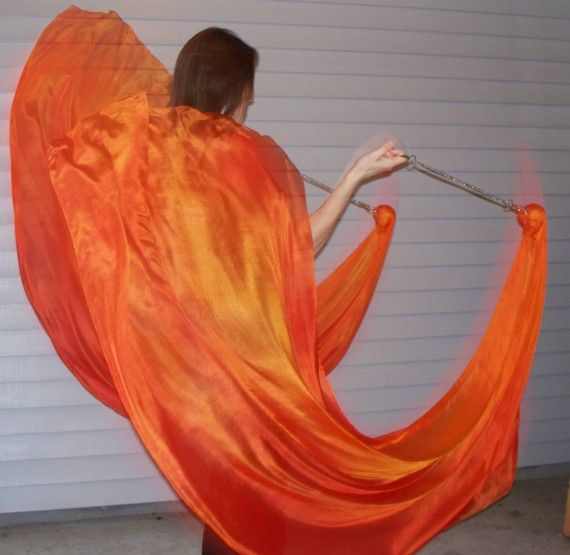 Learn to make some sweet veil poi, aka Voi. This is the