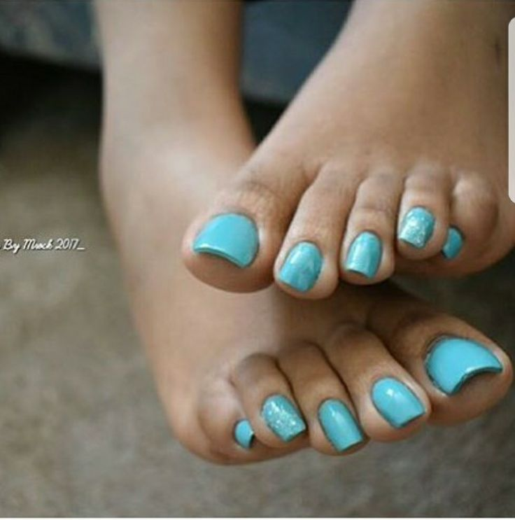 Blue Nail Polish Stained My Nails: The 25+ Best Long Toenails Ideas On Pinterest