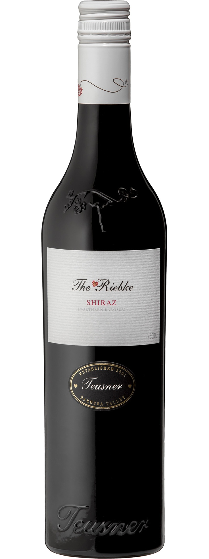 Teusner The Riebke Shiraz 2012 - great body, good Barossa shiraz!