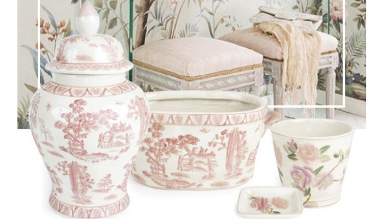Chinoiserie Chic - It's Time to Think Pink