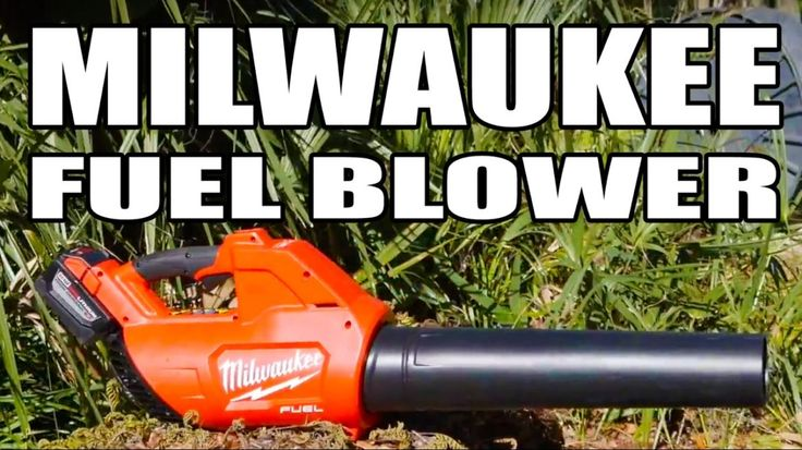 The Milwaukee M18 Fuel Blower delivers 450 CFM and 100 MPH performance, but will that be enough to satisfy the needs of landscaping and lawn care Pros?  #tools #NBHD #MilwaukeeTool #blower #OPE #cordlessblower #cordlessOPE #lawncare #landscaping  https://www.protoolreviews.com/tools/outdoor-equipment/milwaukee-m18-fuel-blower-video-review/29685/